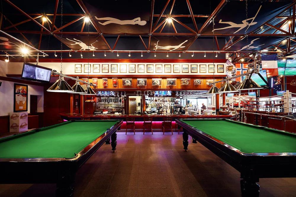 Bar w Kasynie