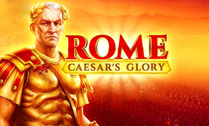 Rome-Caesars-Glory-Slot-Playson-Game
