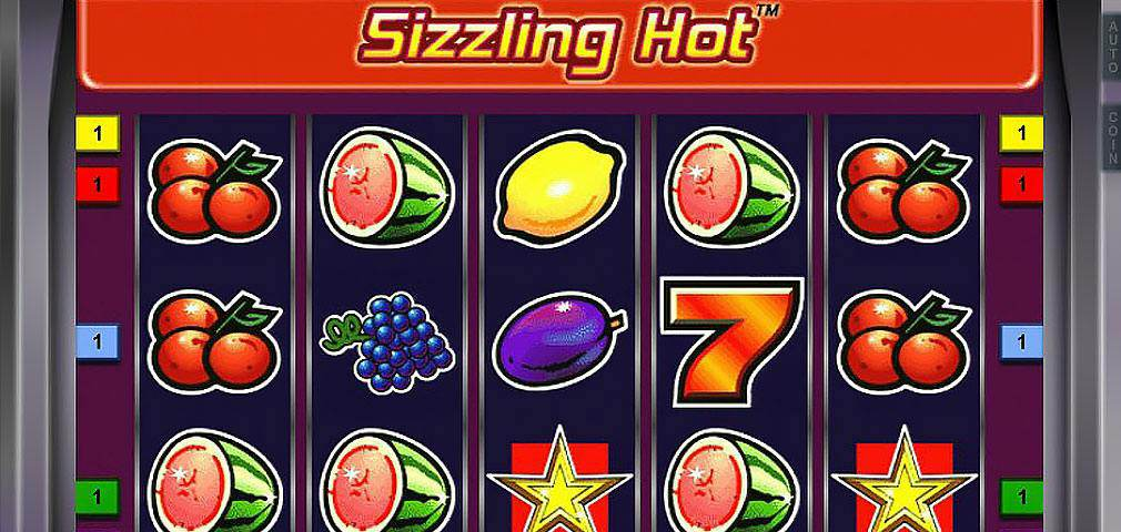 Sizzling Hot Gry Online