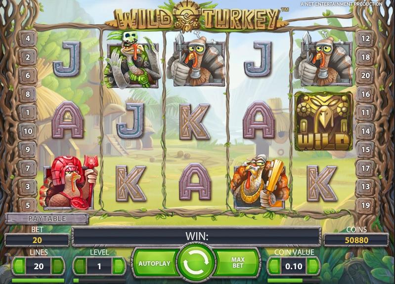 Wild-Turkey-NetEnt-slot-game