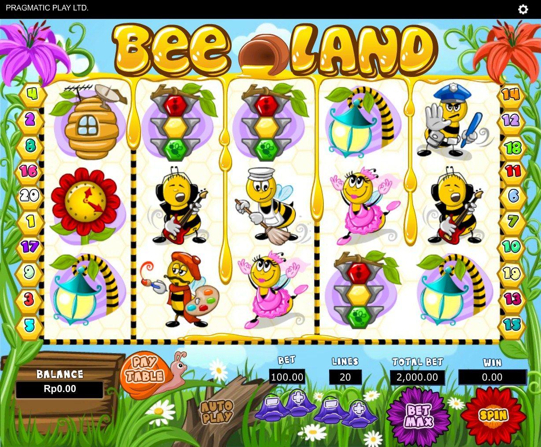 bee-land-online-slot