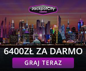 jackpot city casino 6400zl za darmo Polska